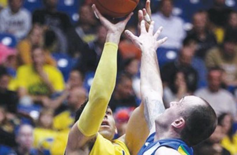 Maccabi Tel Aviv's David Blu_370 (photo credit: Maccabi Tel Aviv website)