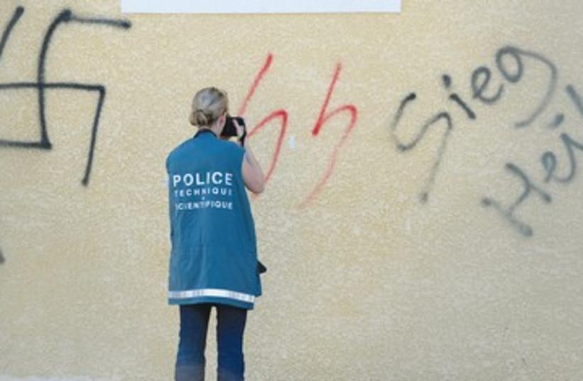 Anti Semitism 390 (photo credit: Reuters)