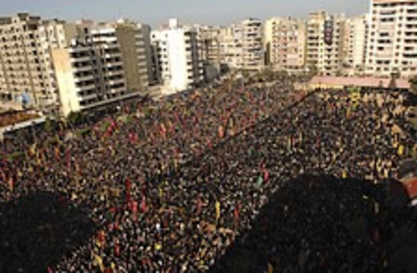 Nasrallah Ashoura 224.88 (photo credit: AP)
