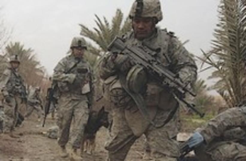 US soldiers iraq 224.88 (photo credit: AP )