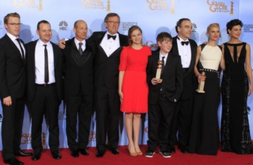 The cast of Homeland 370 (photo credit: Reuters)