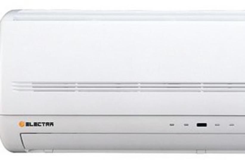 Air conditioner 370 (photo credit: Courtesy)