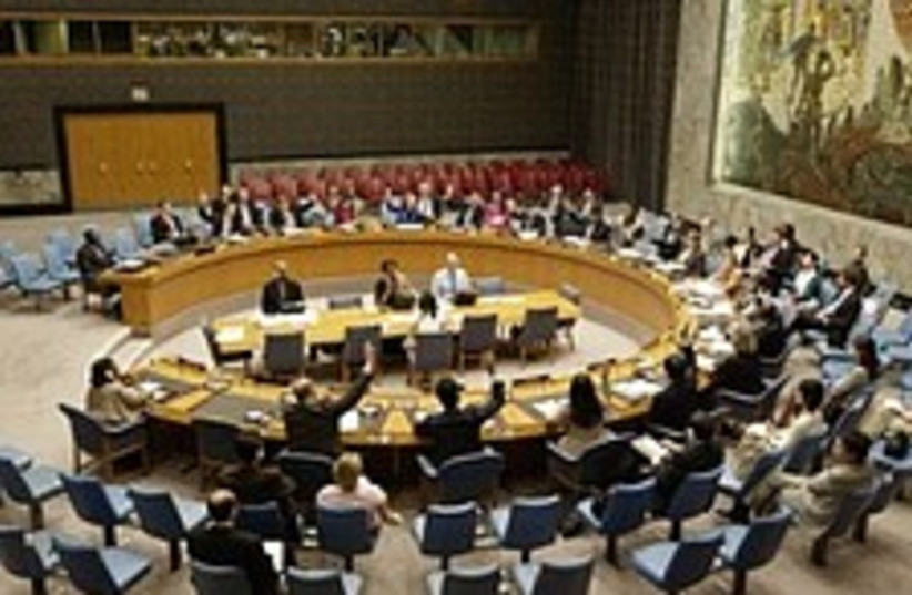 security council 224.88 (photo credit: Courtesy )