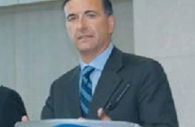 Frattini 224.88 (photo credit: AP)