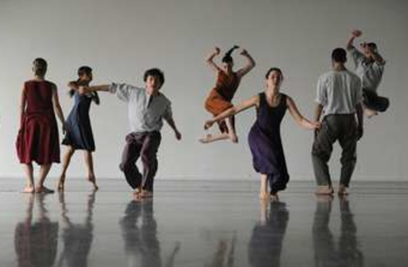 Batsheva Company 370 (photo credit: Gadi Dagon )
