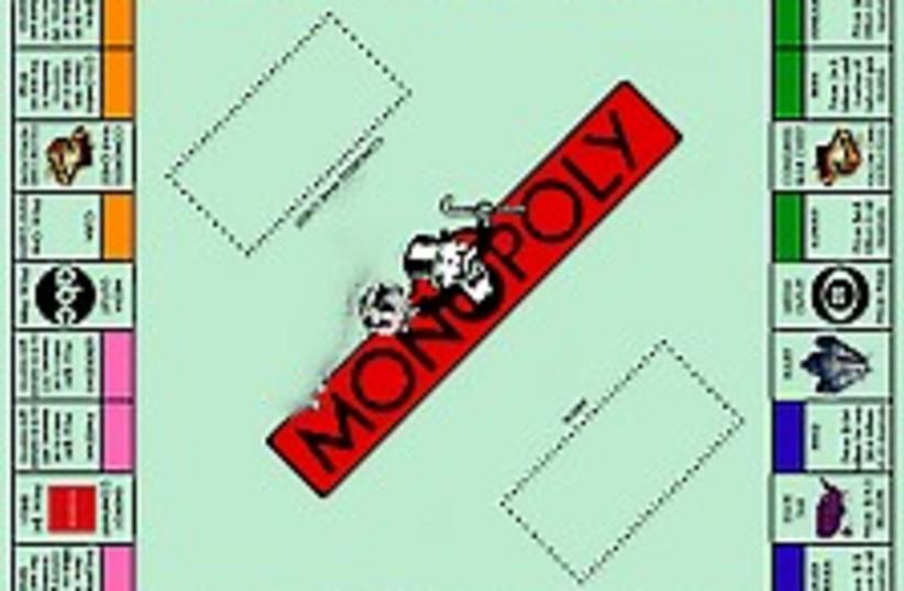 monopoly 224.88 (photo credit: Courtesy)