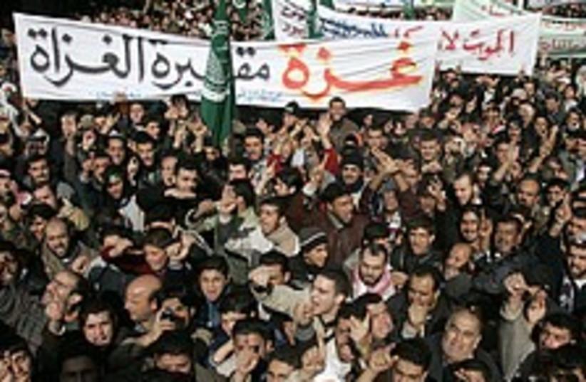 jordan protests 224 (photo credit: AP)