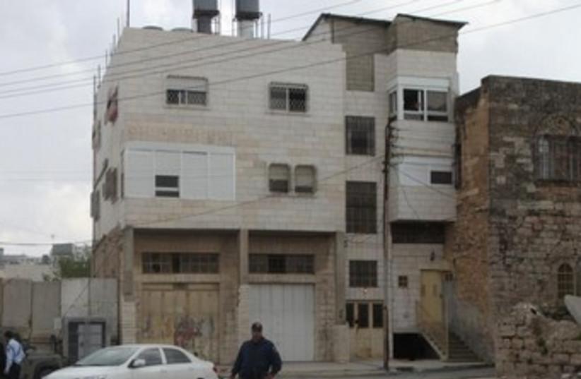 Beit Hamachpela in Hebron370 (photo credit: Facebook image)