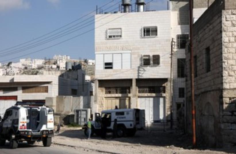 Beit Hamachpela in Hebron 370 (photo credit: Marc Israel Sellem)