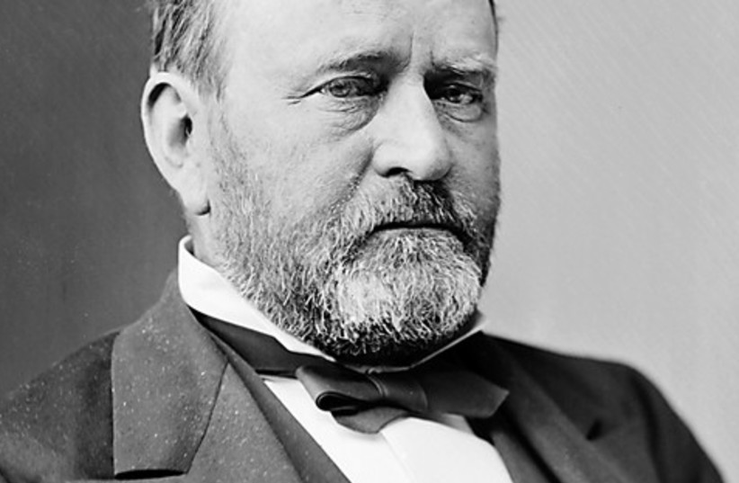 Ulysses S. Grant 521 (photo credit: US Library of Congress/Wikimedia Commons)