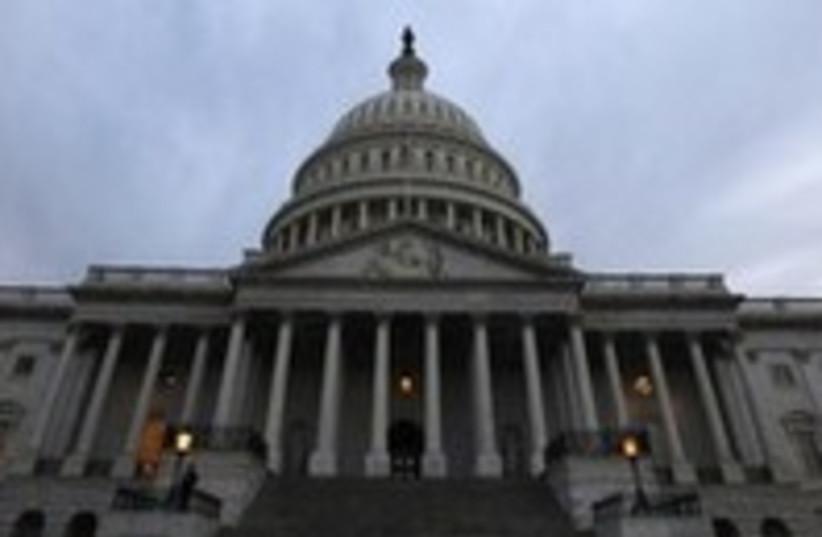 US Capitol building 300 (photo credit: REUTERS/Jim Bourg)
