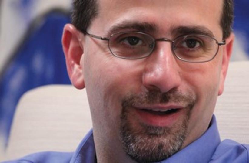 Dan Shapiro 370 (photo credit: Marc Israel Sellem)