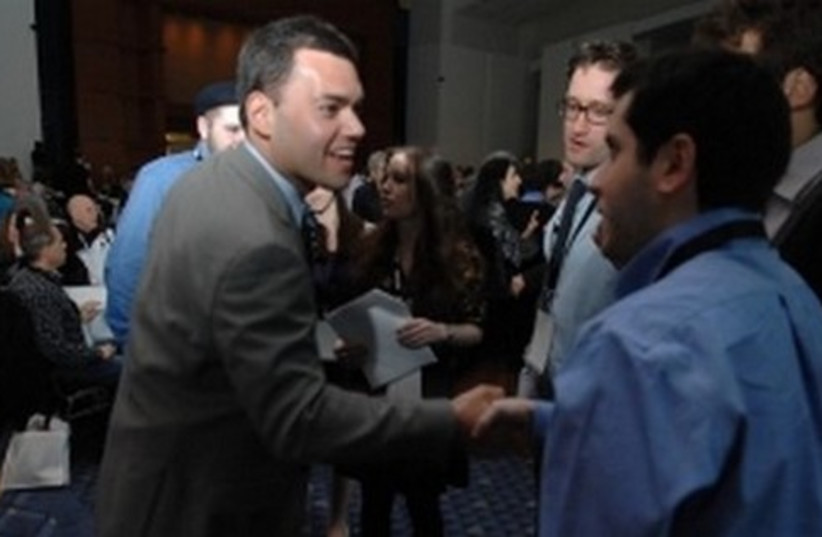 Peter Beinart (photo credit: J Street)