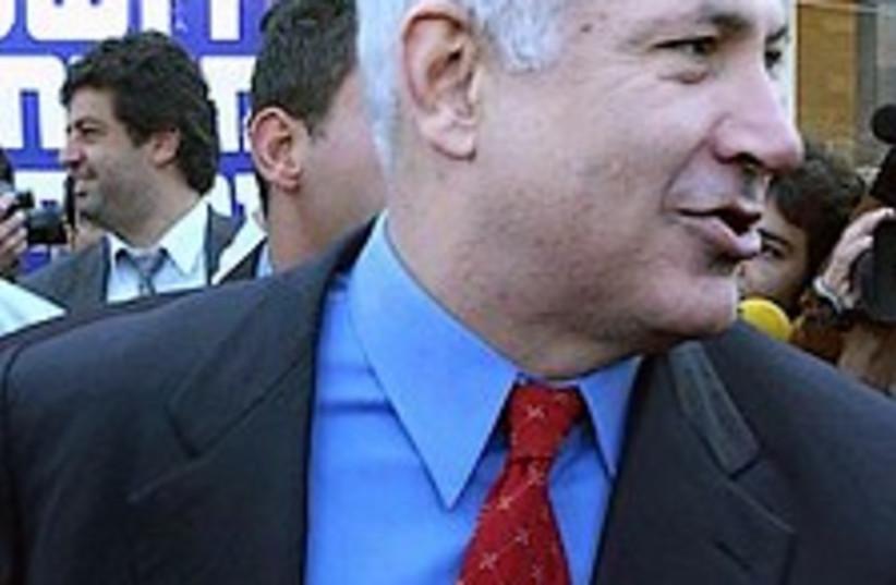 netanyahu 224.88 (photo credit: Ariel Jerozolimski)