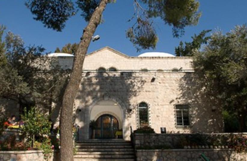 Little Jerusalem, Ticho House 370 (photo credit: Courtesy )