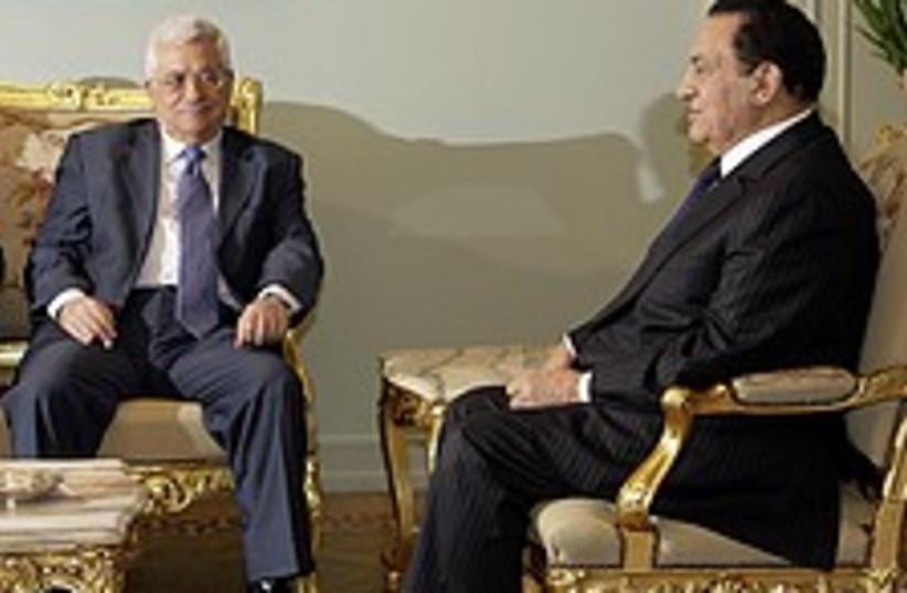 abbas mubarak old geezers 224 (photo credit: AP)