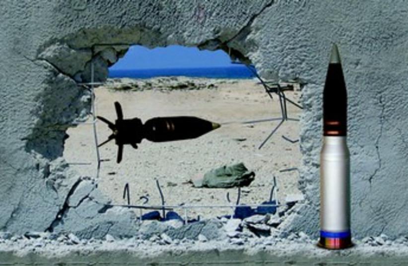 New IDF tank shells_370 (photo credit: IMI)