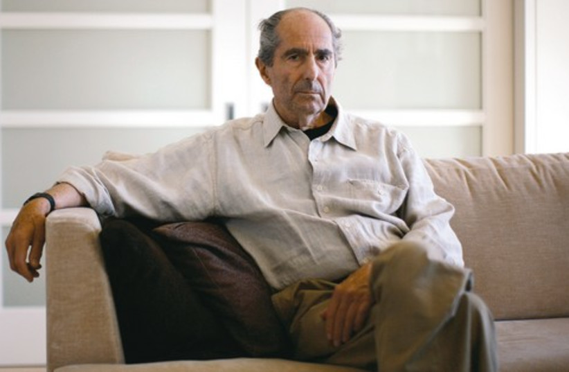 Philip Roth (photo credit: Reuters)