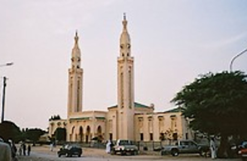 mauritania mosque 224 (photo credit: Courtesy François Colin)
