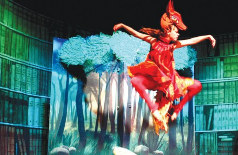 Kolben Dance Company performance (photo credit: Courtesy )