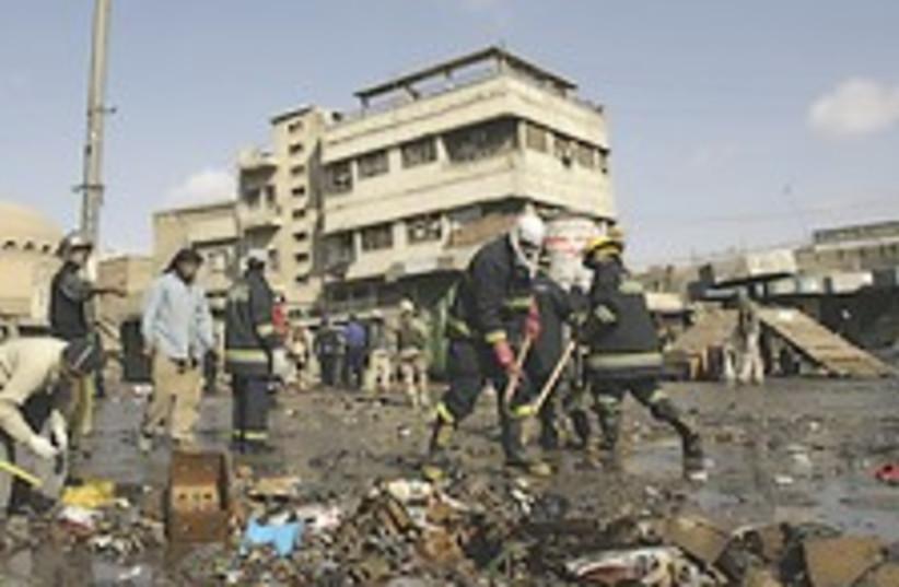 iraq market bomb 224.88 (photo credit: AP [file])