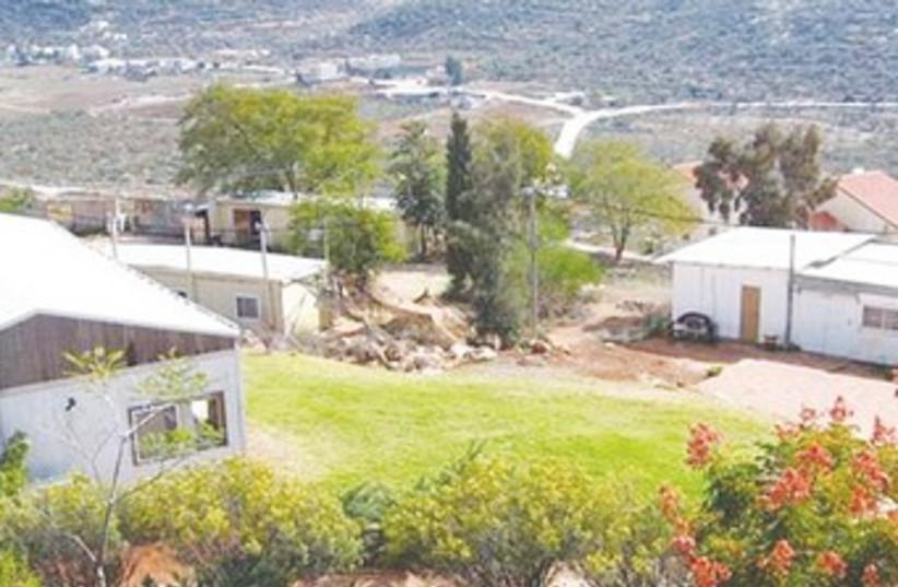 Rehalim outpost 370 (photo credit: rechelim.org)