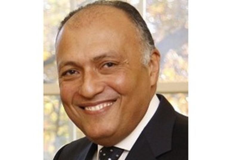 Sameh Shukry 370 (photo credit: Courtesy Egypt Embassy website)
