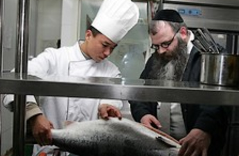 kosher beijing 224.63 ap (photo credit: )