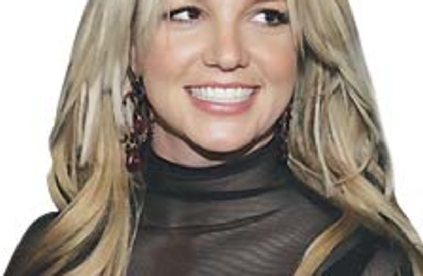 Britney Spears 88 300 (photo credit: )