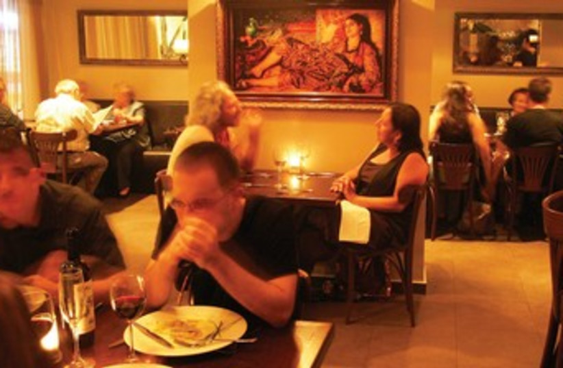 Adora restaurant 370 (photo credit: Courtesy)