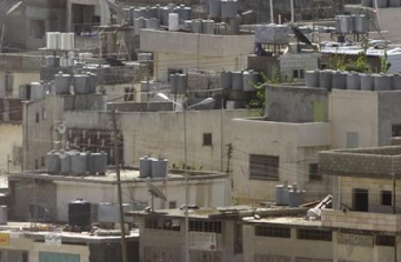 Dheisheh Refugee Camp near Bethlehem 370 (photo credit: REUTERS)