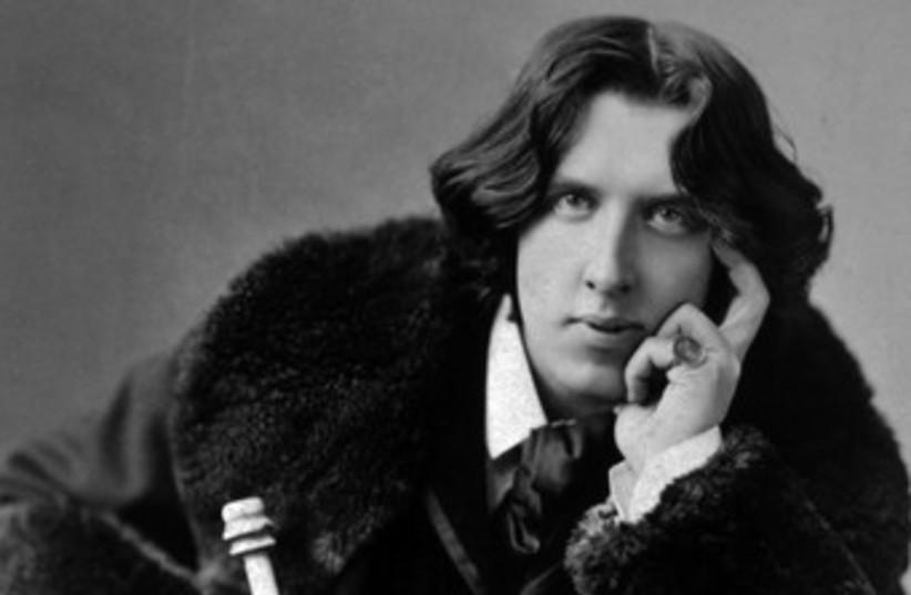 Oscar Wilde 370 (photo credit: Sarony, Napoleon)