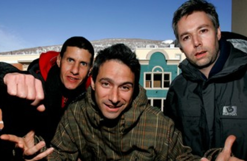Beastie Boys 370 (photo credit: REUTERS/Mario Anzuoni/Files )