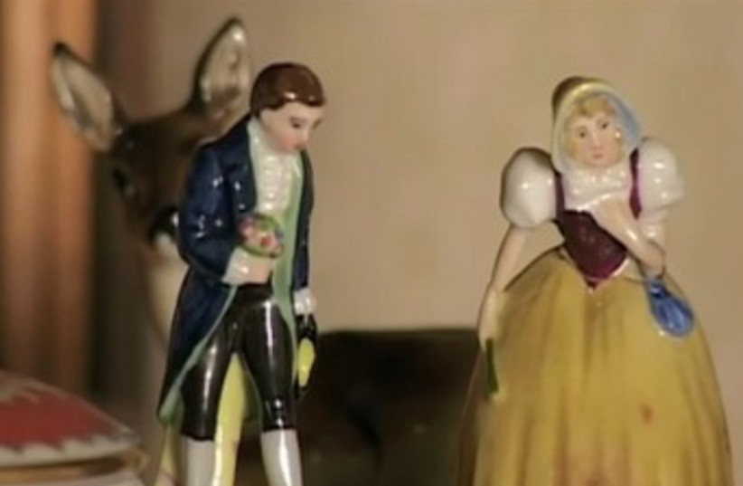 Figurines featured in 'Hadira' 370 (photo credit: Tribeca Film Festival)