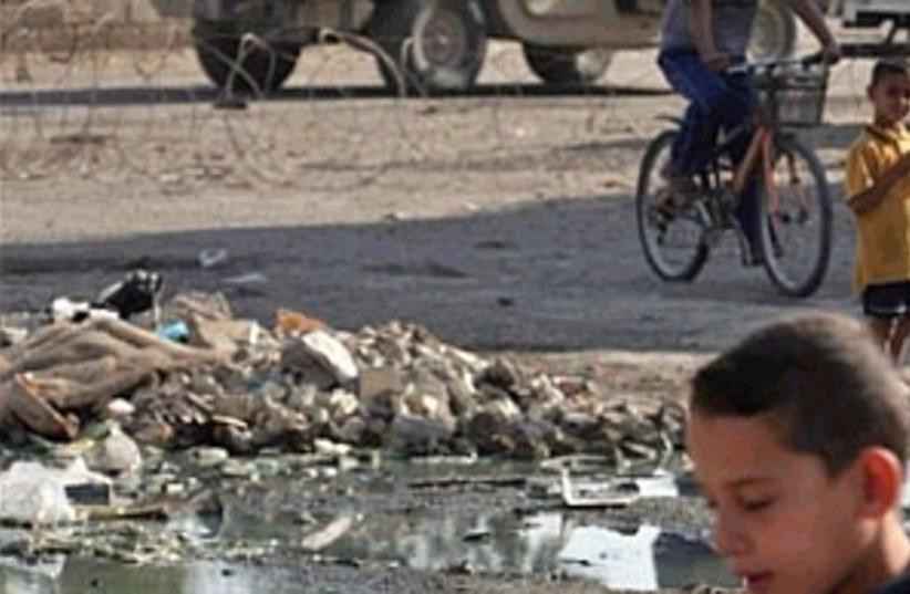roadside bomb iraq 298 (photo credit: )