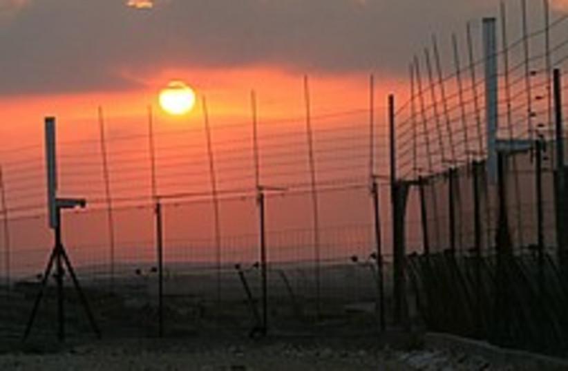 fence 224.88 (photo credit: Ariel Jerozolimski)