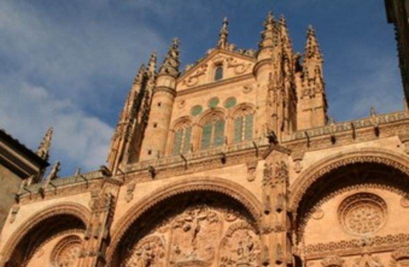 Cathedral in Salamanca, Spain 370 (photo credit: thinkstock)