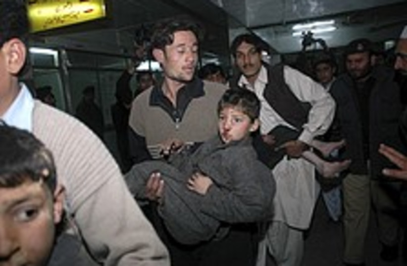 pakistan 224.88 (photo credit: AP)