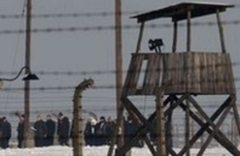 Auschwitz 300 R (photo credit: REUTERS)