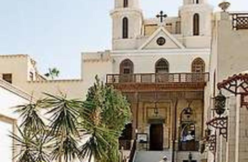 copts church egypt (photo credit: Courtesy)