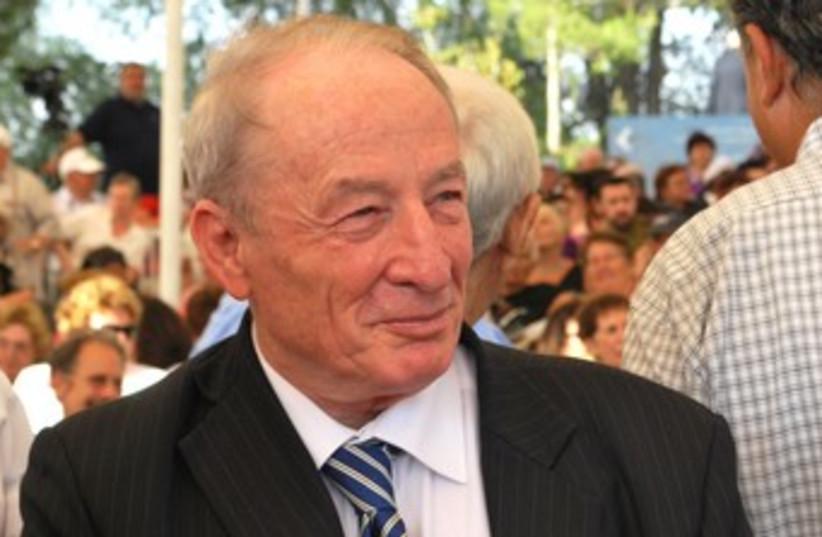 Attorney-General Yehuda Weinstein 370 (photo credit: Artiom Degel)