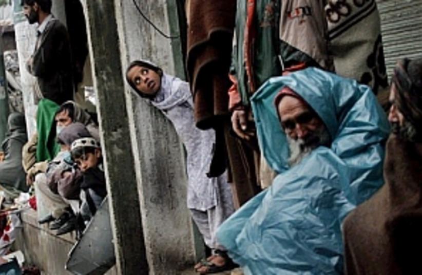 quake children 298 (photo credit: AP)