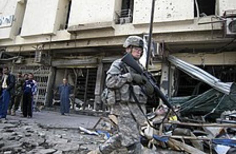 Bagdad bomb 224.88 (photo credit: AP)
