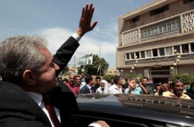 Presidential candidate Hamdeen Sabahi 370 (photo credit: REUTERS/Mohamed Abd El Ghany)