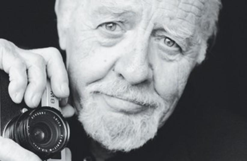 David Rubinger (photo credit: Elisabeth Heinemann)