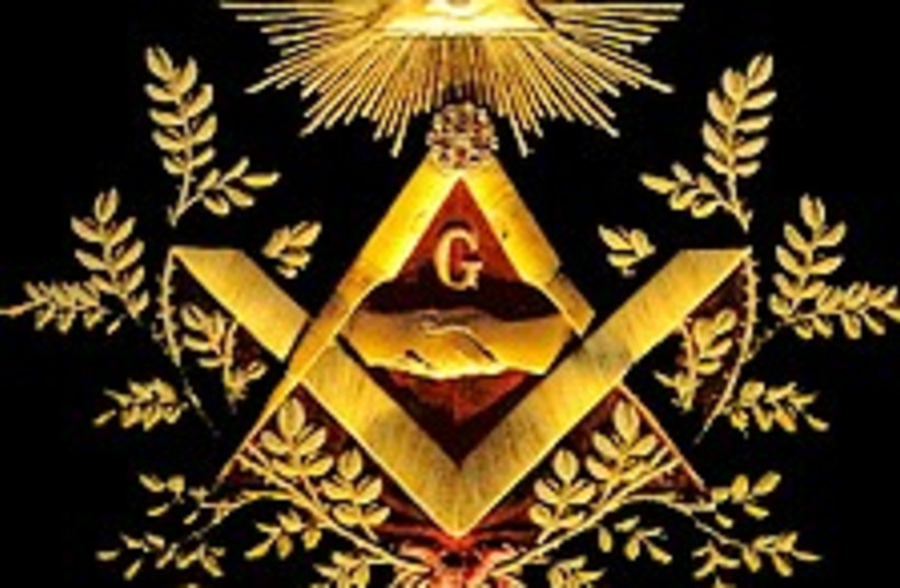 freemasons 224.88 (photo credit: Courtesy)