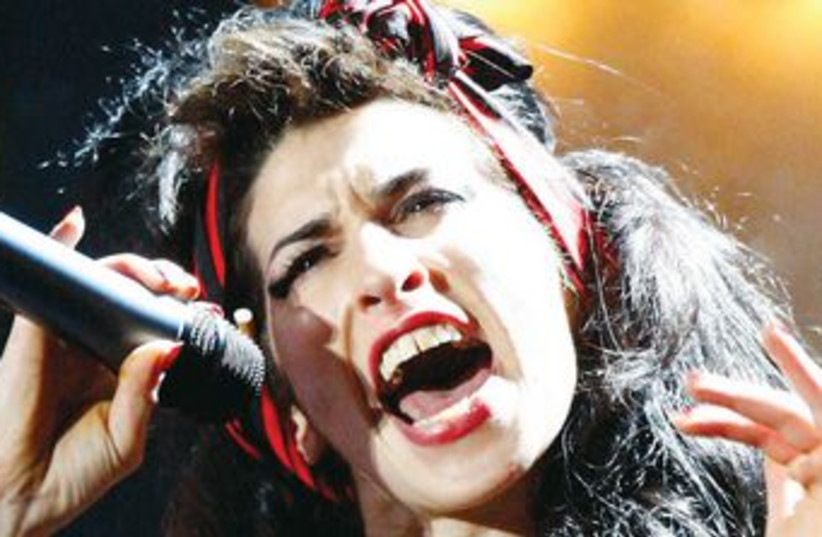 Amy Winehouse (photo credit: Reuters)
