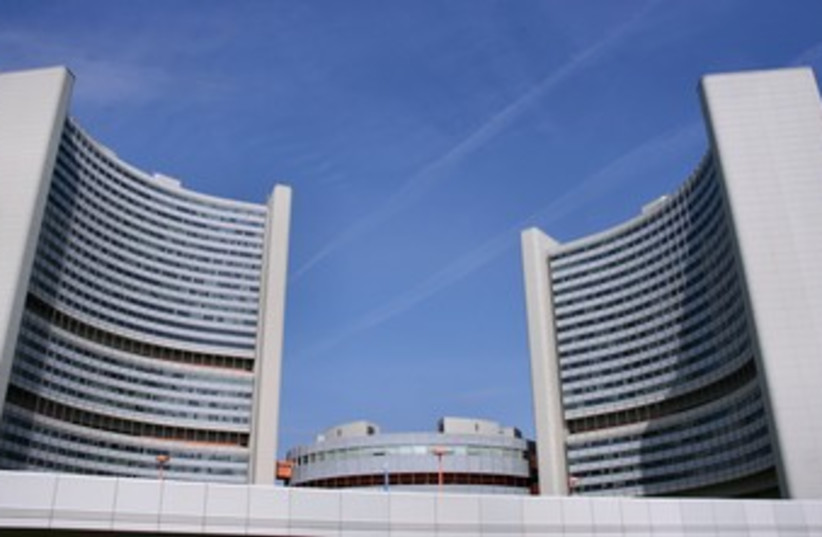 UN offices in Vienna 370 (photo credit: Thinkstock)