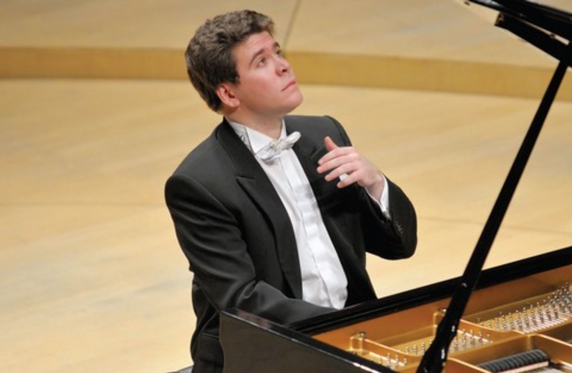 Pianist Denis Matsuyev (photo credit: Courtesy)