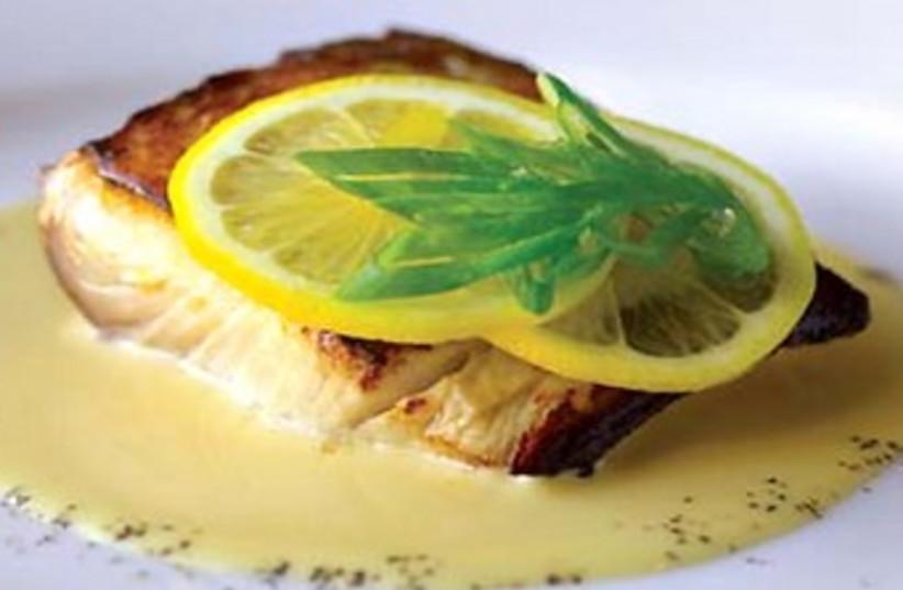 Beurre Blanc Sauce (photo credit: Laura Frankel)